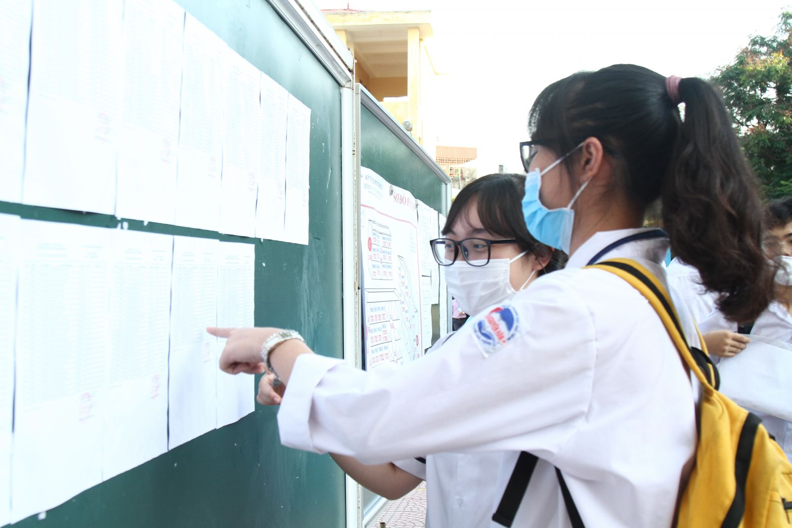 733 thí sinh đạt từ 27 điểm trở lên trong Kỳ thi tốt nghiệp đợt 1