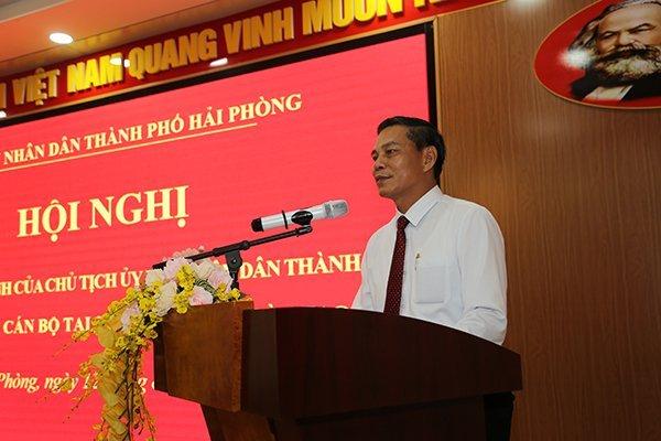 GD&ĐT: Đồng chí Bùi Văn Kiệm giữ chức vụ Giám đốc Sở Giáo dục và Đào tạo thành phố Hải Phòng nhiệm kỳ 2021-2026.
