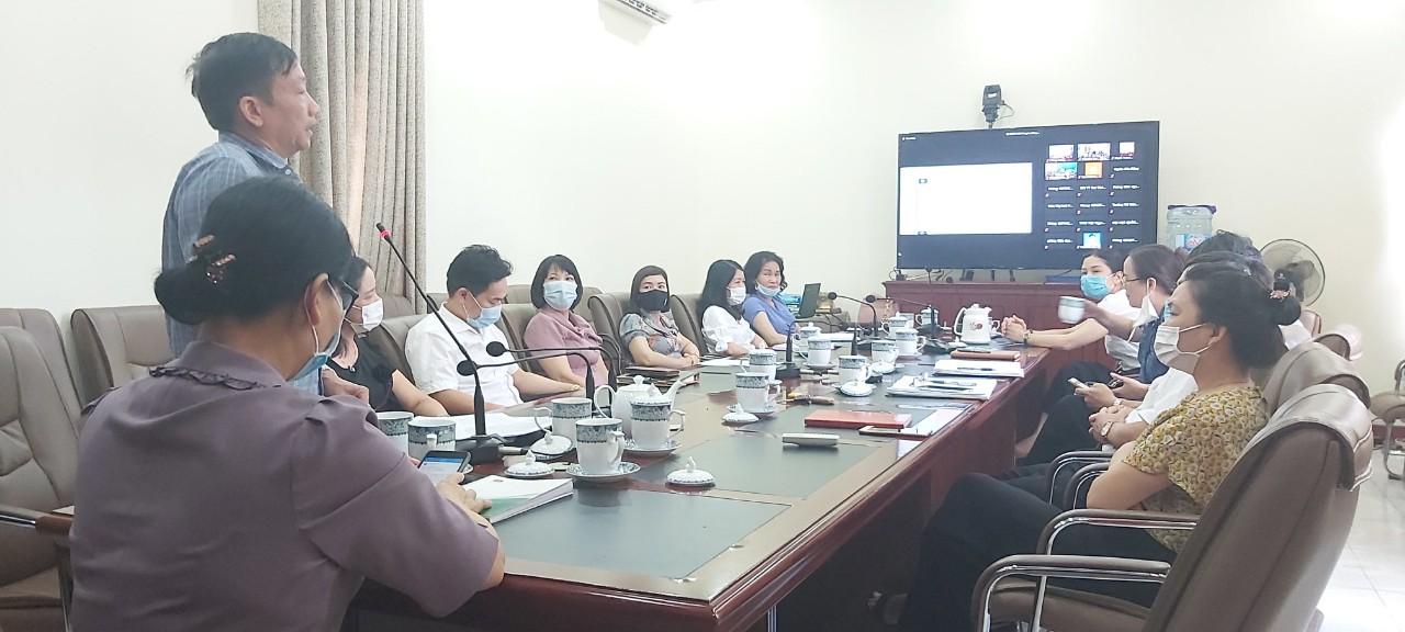 Hội nghị trực tuyến tham vấn về Chương trình cắt giảm, đơn giản hóa quy định liên quan đến hoạt động kinh doanh giai đoạn 2020-2025.