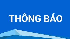 Thông báo: Tặng Giải thưởng Nguyễn Bỉnh Khiêm và Giải thưởng thành phố về khoa học công nghệ năm 2021